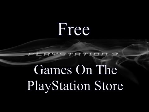 Download FREE PS3 games on the PlayStation Store