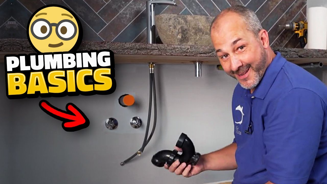 How to Install Sinks, Faucets and Toilets!