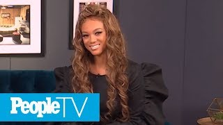 Tina Turner Got Tyra Banks A Spot In The Azzedine Alaïa Fashion Show | PeopleTV