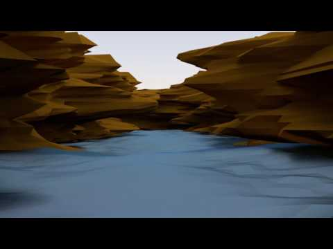 Blender Lowpoly Animation v2.78c