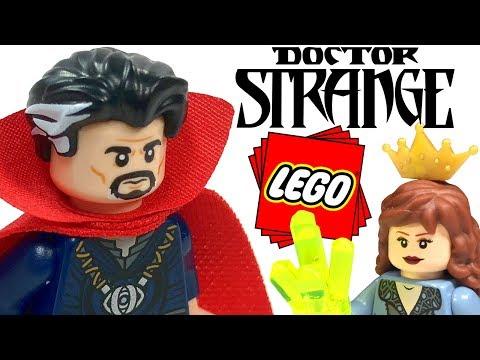 LEGO Doctor Strange Comparison