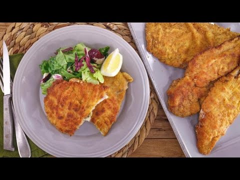 How To Make Stuffed Cutlets