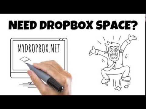 Get 16GB of Dropbox Space Service