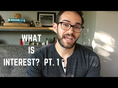 How does interest on loans work? Pt. 1
