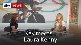 Kay meets... Laura Kenny