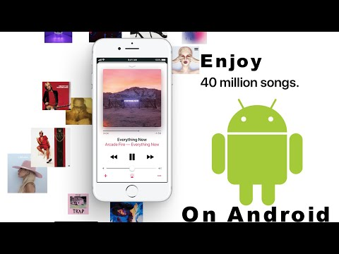 Hack for using Apple Music Family Sharing on Android smartphones