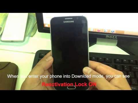 Remove Samsung Account Samsung Galaxy S6 G920F Lastest Reactivation Lock