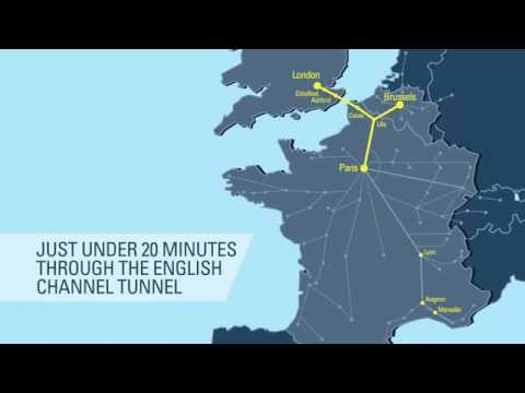 All About Eurostar Trains