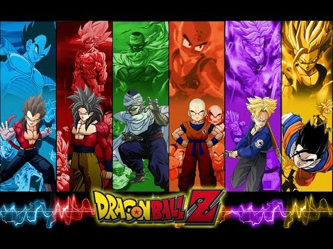 DragonBall Z Browser Game - RPG Online Gameplay HD  - First day server Launch.
