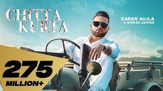 Chitta Kurta (Full video) Karan Aujla feat. Gurlez Akhtar | Deep jandu | Punjabi Songs 2019