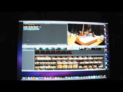 iMovie '11 Ramped Slowmotion Tutorial