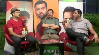 Live : क्या अंबाती रायडू ने सुलझा दी नंबर 4 की गुत्थी ? | Sports Tak