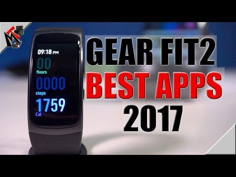 Samsung Gear Fit 2 Apps