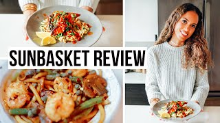 Sun Basket (HONEST) Review 2020 and Cooking Demo - Is it Worth the Money?