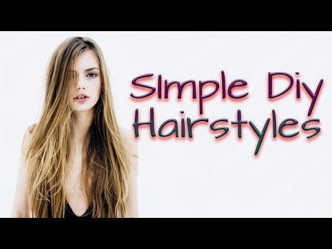 Best Hairstyles For Long Hair | Quick and Easy Hairstyles Compilation