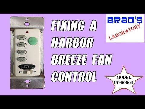 Harbor Breeze Fan Controller