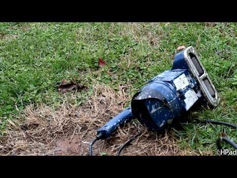 Royal Handy Vac Plus Vacuum Destruction