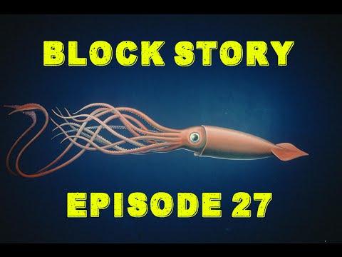 Block Story S2 Ep 27: One Giant Squid