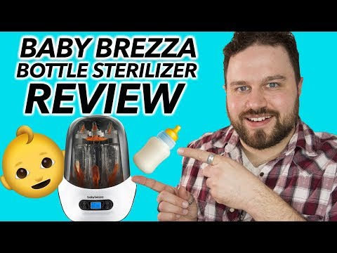 How To Use Baby Brezza Bottle Sterilizer