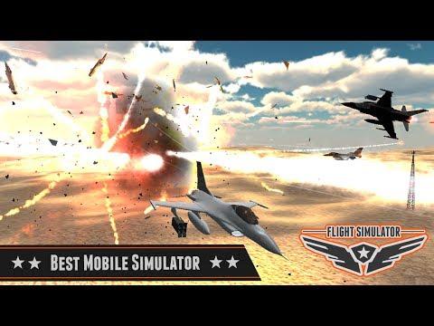 Airplane Fighter Simulator 2014 Free