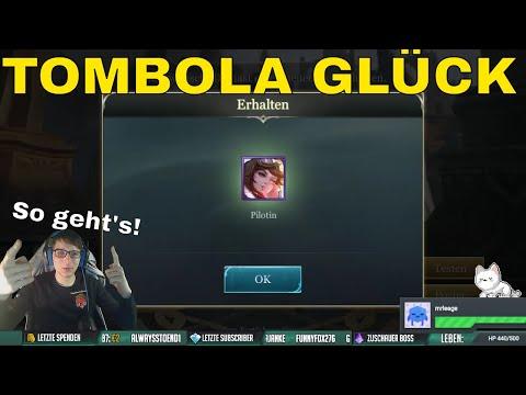 #3 Tombola Glück | Arena of Valor