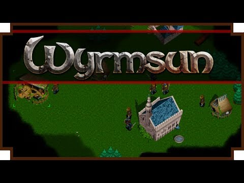 Wyrmsun - (Free Real Time Strategy Game)