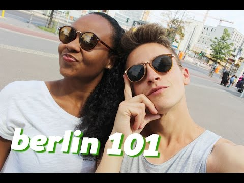HOW TO BE COOL IN BERLIN GERMANY