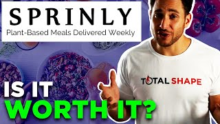 Sprinly Review: A Vegan \u0026 Organic Meal Delivery Service (That Actually Tastes Good!)