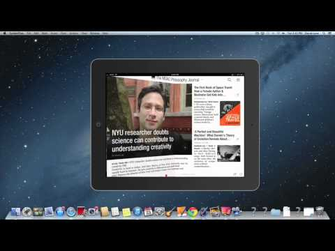 Introduction to Flipboard: How to Create Your own Magazine