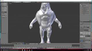 A Shitty Tutorial on How to Rig on Blender for VRChat