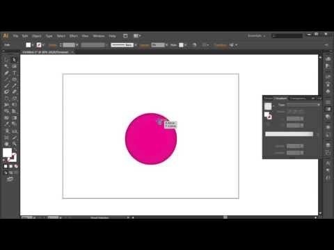 Transparency in Illustrator