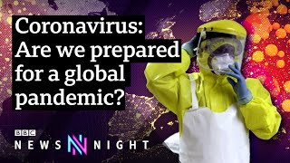 Coronavirus: how could it be stopped? – BBC Newsnight