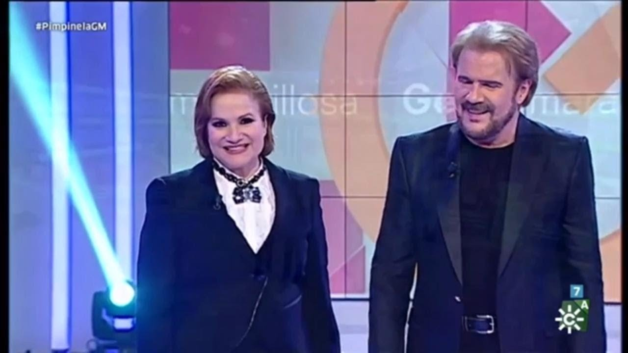 """Pimpinela en """"Gente Maravillosa"""" - Canal Sur  (11-10-18)"""