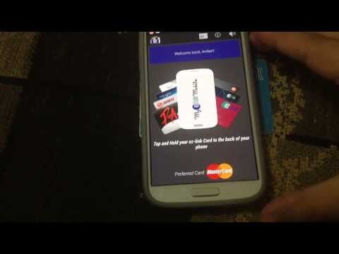 NEW EZ-Link Cards App with Technical Glitch!