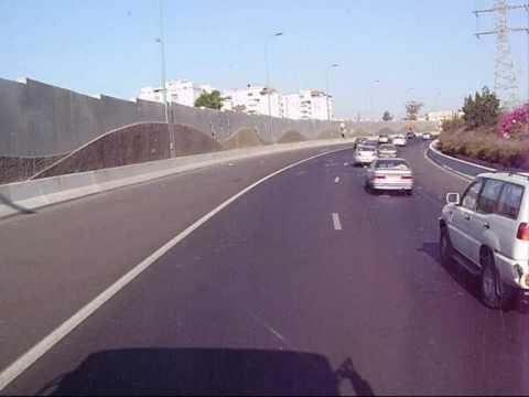 bus from eilat to tel aviv