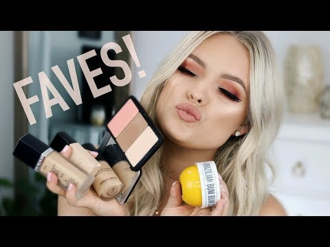 JULY FAVORITES 2017