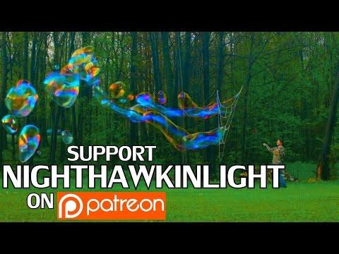Patreon Homepage Clip - Link In Description - NightHawkInLight