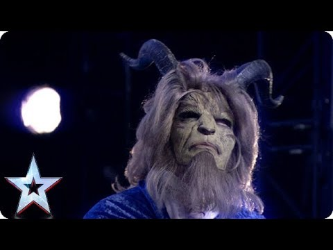 Go backstage with Beauty and the Beast! | Auditions | BGMT 2018