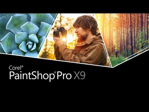 Introducing Corel PaintShop Pro X9