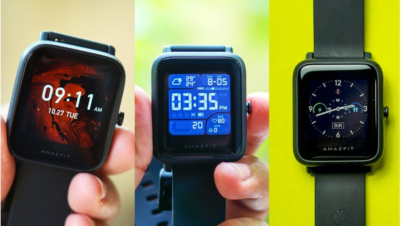Download Amazfit Bip U Vs Amazfit Bip S / Bip S Lite   Which One Is Better! Which One To Buy? MP3 Gratis