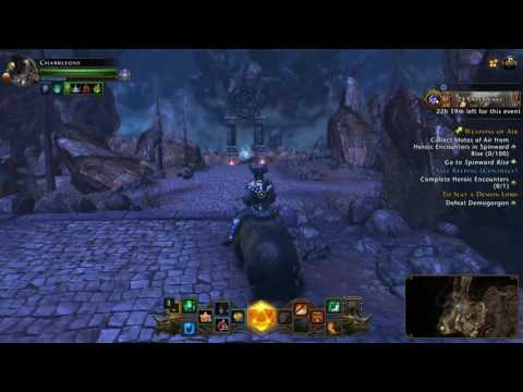 Defeat 500 Foulspawn (The Chasm) - Neverwinter