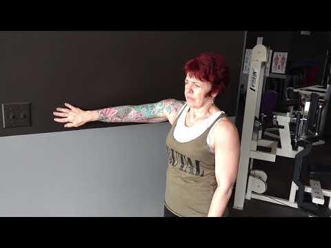 Brutal Iron Gym - Wall Circles for Shoulder & Postural Health
