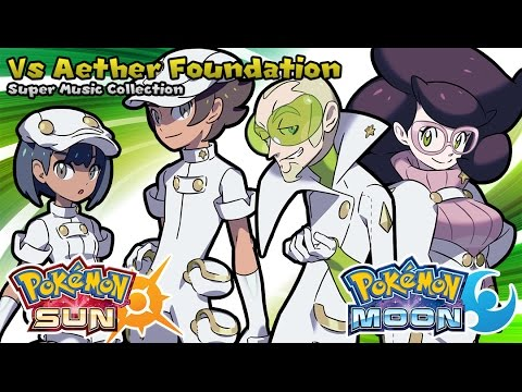 Pokemon Sun & Moon: Aether Foundation Battle Music (Highest Quality)