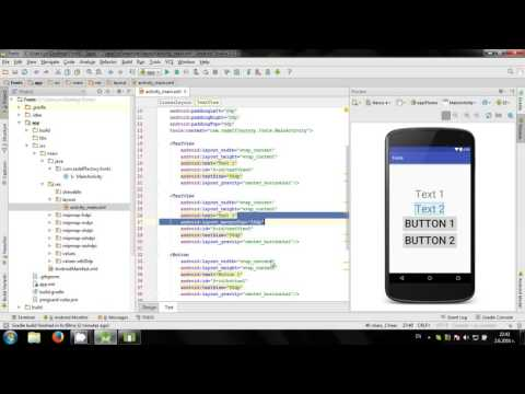 Using custom fonts in Android Studio