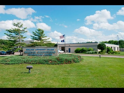 KCC's Regional Manufacturing Technology Center: It's about your future
