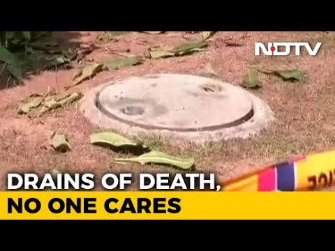 Sanitation Worker Dies While Cleaning Sewer At Delhi Hospital: Police
