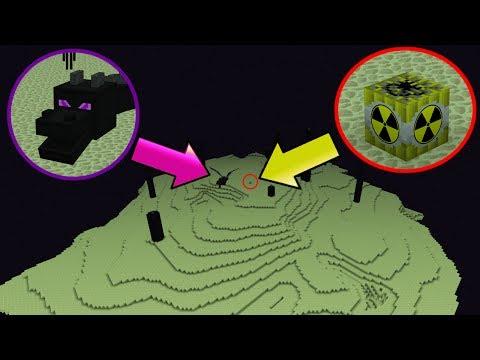 NUKE BLOCK VS ENDER DRAGON | Minecraft