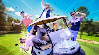 they made fortnite golf carts into a real thing!