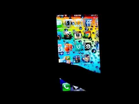 NEW blank icons glitch! Iphone 5, 2013 no jailbreak!