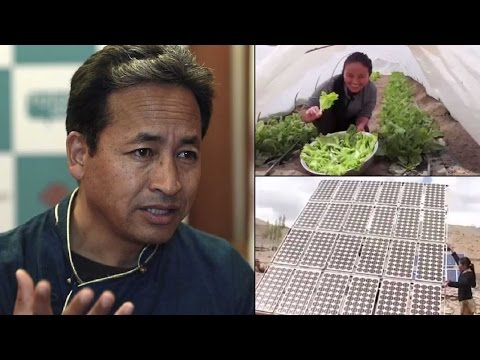 3 Idiots   The story of real life Phunsukh Wangdu